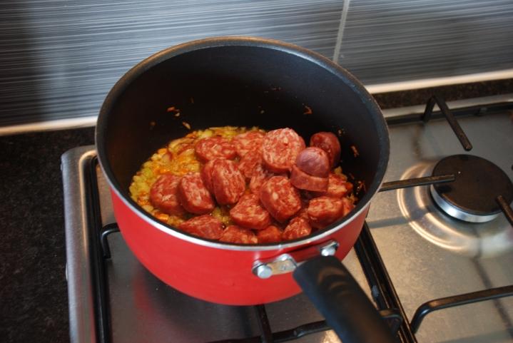 Malloreddus alla Campidanese_recipe