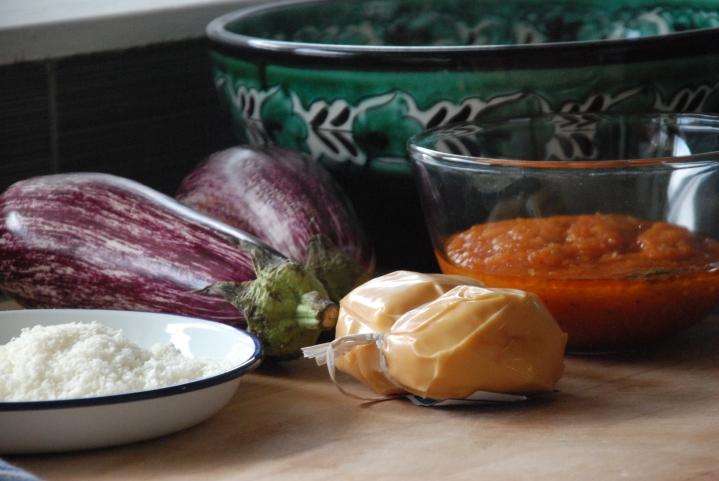 Melanzane Parmigiana_Recipe