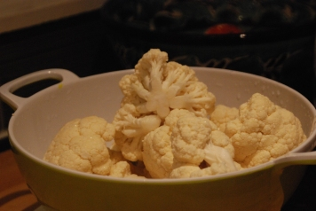 Cavolo Soffocato_recipe_cauliflower with olives_1