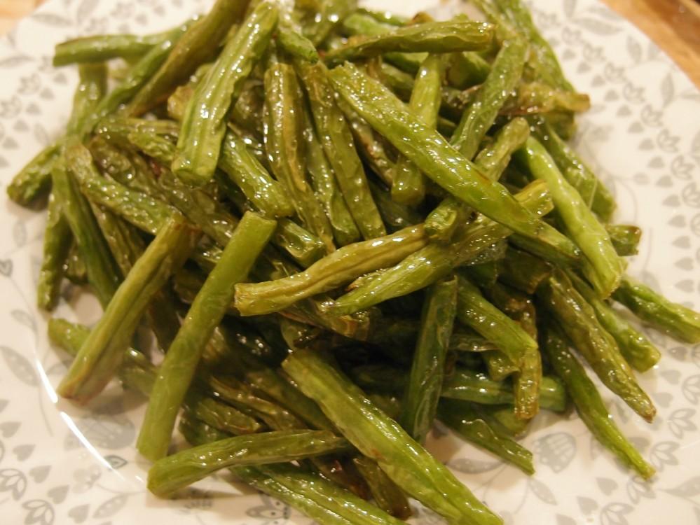 Green_Bean_Dry_Fry_Stirfry_Gan_Bian_Si_Ji_Dou