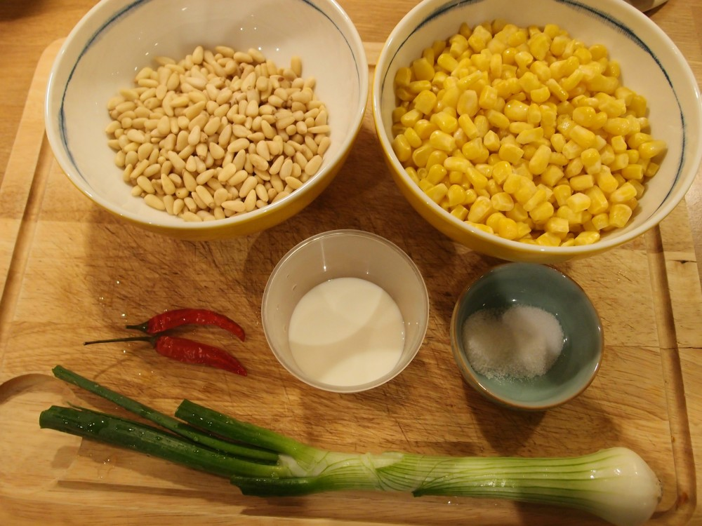 Corn_and_Pine_Nuts_Stirfry_Song_Re_Yu_Mi