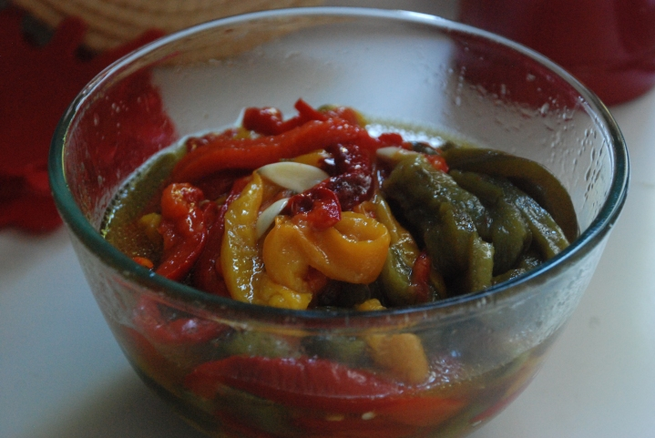 Roasted_peppers_in oil_recipe_