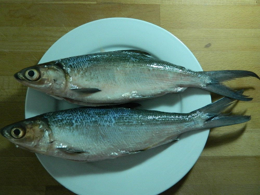 Whole_fish_al_cartoccio_courgette_zucchini_side_
