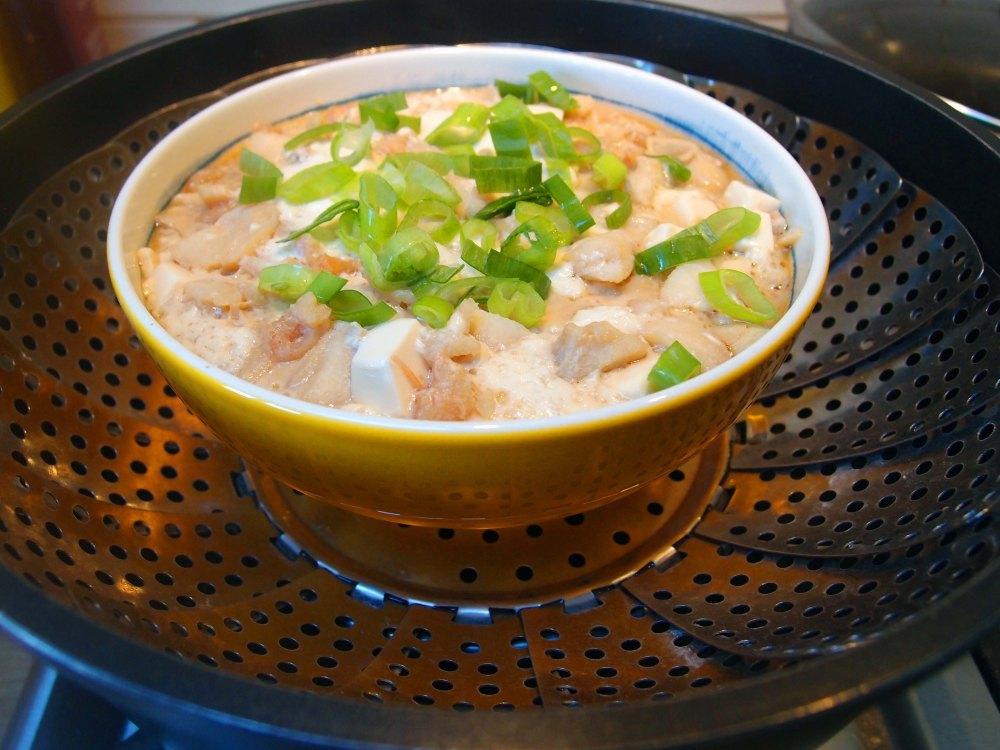 Steamed_Tofu_Eggs_Fish_Prawns