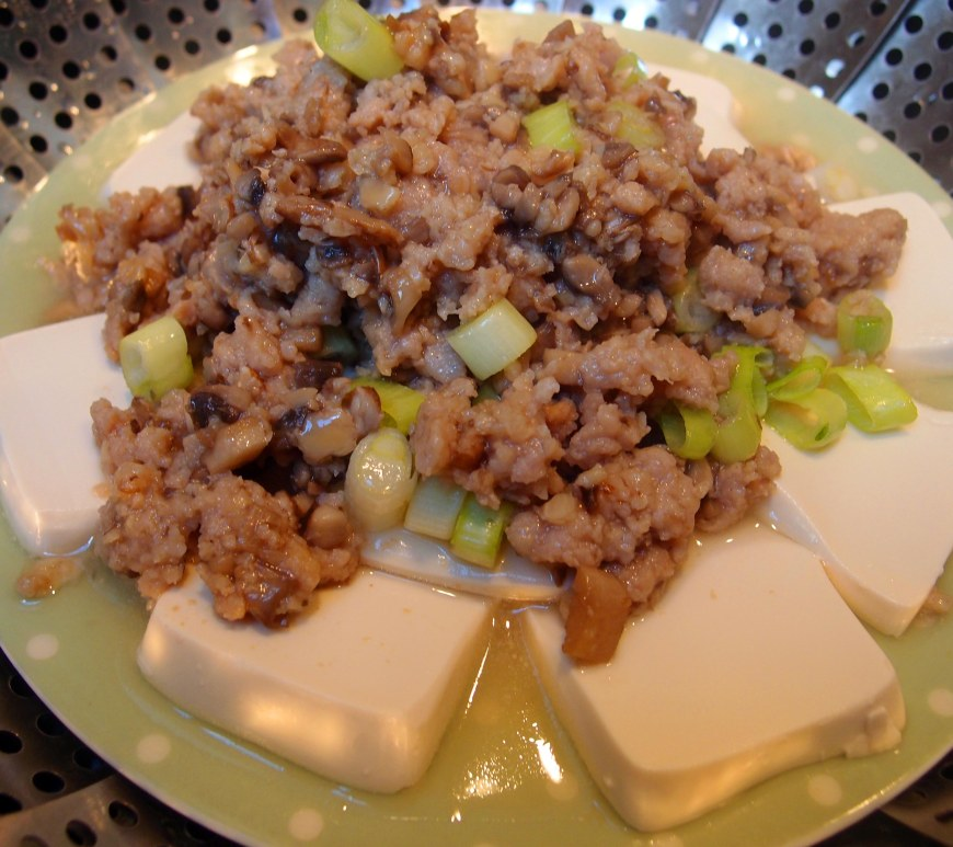 Steamed_Tofu_with_Minced_Pork_and_Mushrooms