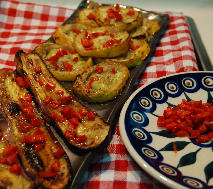 Aubergines_chili_honey_sauce